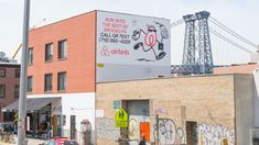 Airbnb is going old school in its newest local campaign—promoting New York businesses with a phone tree.To support its sponsorship of the upcoming Airbnb Brooklyn Half Marathon, the hospitality tech company is running billboards and wild postings created by agency Collins. They feature a minimal, doodle-style aesthetic, an anthropomorphic version of the company's logo striking various running poses, and an invitation to learn more about all the borough has to offer—by dialing a 718 number...