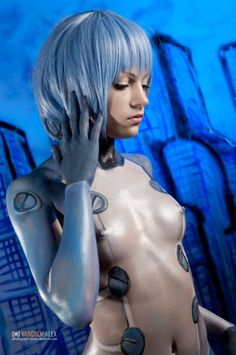 super-ladies:  rei_ayanami (via Image 783456: Neon_Genesis_Evangelion cosplay rei_ayanami)