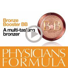 Bronze Booster Glow-Boosting BB Bronzer #BronzerWithBenefits