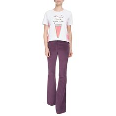 ATELIER LETHICIA - T-shirt Lethicia Bronstein - branca