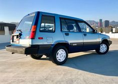 The Toyota Tercel station wagon. The epitome of design, but with a quirky side. Toyota Tacoma 4x4, Toyota Tercel, Toyota Hiace, Toyota Corolla, Toyota Celica, Toyota Supra, Toyota Rav4 2019, Toyota Cars, Toyota Runner