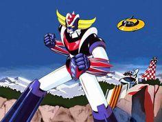 UFO Robot Grendizer Old Cartoons, Classic Cartoons, Gundam, Ulysse 31, Arte Robot, Super Robot, Animation, Red Dead Redemption, Blog Images