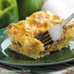 Gooseberry Patch Recipes: Slow-Cooker Hashbrown Casserole from 101 Easy Everyday Recipes Cookbook