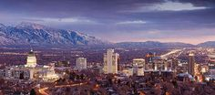 Looking for fun things to do in Salt Lake City, Utah? Check out our guide to get the scoop on the most popular and under-the-radar attractions. Salt Lake County, Salt Lake City Utah, University Of Utah, Lake View, Park City, Places Around The World, Things To Do, Beautiful Places
