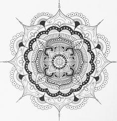 Mandala Art - Karla Dewhurst 2016