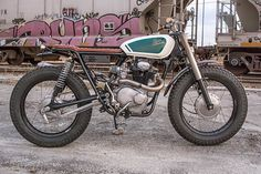 GasCap Motor's Blog: Honda CB350 – Escape Collective