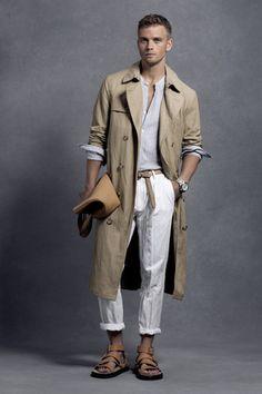Michael Kors Menswear Spring Summer Primavera Verano 2016 New York Fashion Week - #Menswear #Trends #Tendencias #Moda Hombre