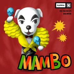 K.K. Mambo Games AF, AF+, AC, AFe+, WW, CF, NL, HHD Mood Good! Owned by Biskit, Hugh, Jeremiah, Pippy, Spork (NL) Characters on cover N/A Live Aircheck Music Box Music K.K. Slider songs Agent K.K. • Aloha K.K. • Bubblegum K.K. • Café K.K. • Comrade K.K. • DJ K.K. • Forest Life • Go K.K. Rider • Hypno K.K.• I Love You • Imperial K.K. • K.K. Adventure • K.K. Aria • K.K. Ballad • K.K. Bazaar • K.K. Birthday • K.K. Blues • K.K. Bossa • K.K. Calypso • K.K. Casbah • K.K. Chorale • K.K. Condor ...