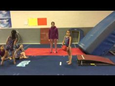 Pre-Team Vaulting is here! - YouTube