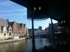 Oude Vismijn in Gent, Oost-Vlaanderen