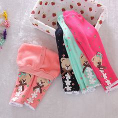 2016 new winter baby warm pants fall and winter fleece Footless new infant knit trousers size 0-2 years  baby  Price: 6.40 USD