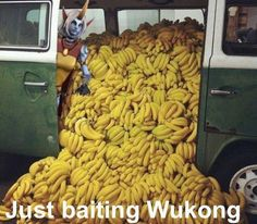 Here Wukong!