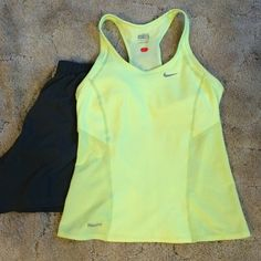 NikeFit Tank This is a NikeFit Dry Tank. XS. Great Condition. Nike Tops Tank Tops