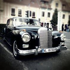 Mercedes 300 D Adenauer
