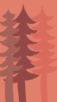 Trees nude simple wallpaper