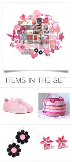 """Sweet Finds on Etsy"" by crystalglowdesign ❤ liked on Polyvore featuring art"