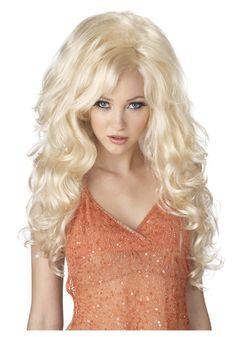 Wig fetish