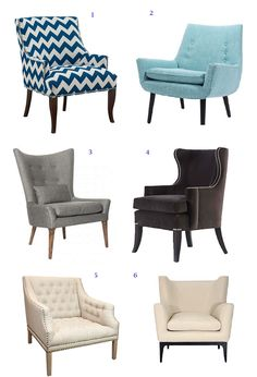 Chairs upholstery ideas...i just wish that they would pay more time and creativity to the legs of a chair.