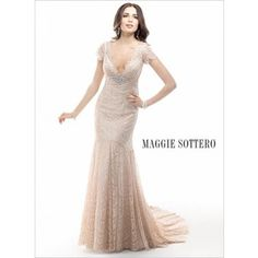 Maggie Sottero Madrid 4MC907- Buy a Maggie Sottero Wedding Dress from Bridal Closet in Draper, Utah