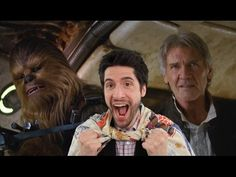 Star Wars: The Force Awakens teaser trailer review - YouTube