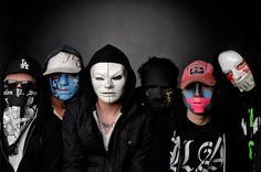 hollywood undead - Google Search