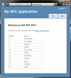Using a SlickGrid within an ASP.NET MVC 3