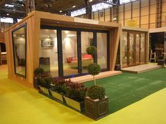 We love inspiring our customers, which is why we created this ideas gallery, to showcase some of our best buildings and to help showcase our garden rooms. Grand Designs Live, Container Shop, Garden Office, Mobile Home, Birmingham, Photo Galleries, Workshop, October, Shops