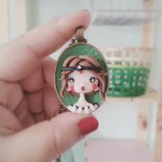 San necklace (Mononoke princess)