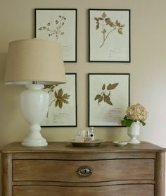 The Gift to be Simple | Decorating with Restraint | laurel home blog