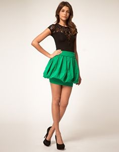 Puffball skirt by ASOS Collection