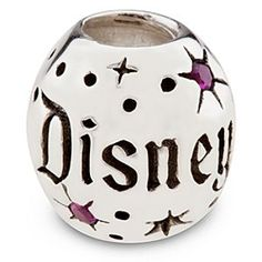 Disneyland Bead by Chamilia | Disney StoreDisneyland Bead by Chamilia - Treasure memories of your Disneyland visit with this shimmering souvenir. Made with finest materials, including .925 sterling silver with enameled accents, our Disney Collection by Chamilia makes a personal statement with every bead.