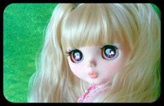 *. Custom Blythe *. Pretty Ireland. *  Buy her here:   #‎blythe #‎blythedolls #‎kawaii #‎cute #‎rinkya #‎japan #‎collectibles #‎neoblythe #‎customblythe