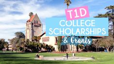 A while ago I post my 7 Tips for Heading to College with What I didn't talk about was college scholarships! This is just a small list of scholarships and grants I found; I'm sure there are more out there, but this is a good start! Grants For College, Financial Aid For College, Scholarships For College, College Fun, Education College, How To Lower Cortisol, Rotc, Financial Assistance, Type 1 Diabetes