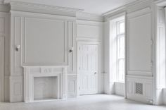 2nd floor Light grey room