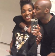 Nigerian music legend, Idibia flew into the country from Madrid on Thursday to surprise his beautiful wife Annie on their wedding anniversary. and Annie celebrated their anniversary Got Married, Getting Married, Birthday Messages, My Wife, Trending Videos, Choose Me, Celebrity News, Gossip, Wedding Anniversary