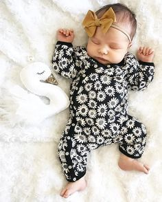 Precious baby girl outfit
