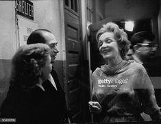 Marlene Dietrich with Igor Moiseyev