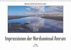 """Impressionen der Nordseeinsel Amrum - CALVENDO """"Die Perle der Nordsee"""" - so wird die wunderschöne Nordseeinsel Amrum auch genannt und das zu Recht. In diesem Bildkalender sind 12 wunderbare Fotoimpressionen von der Fotokünstlerin Angela Dölling zu sehen. Die Künstlerin, die die Insel und auch die Nordsee liebt, war im Monat April 3 Wochen lang auf der Insel und hat die Schönheiten der Natur und Tierwelt mit ihrer Kamera eingefangen."""