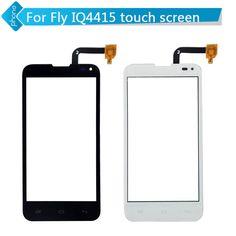 Pour Fly IQ4415 Tactile Écran Capacitif En Verre Digitizer Noir ou Blanc
