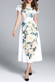 Join Dezzal, Get $100-Worth-Coupon GiftFloral High Waisted A Line DressFor Boutique Fashion Lovers Only: Designer Collection·New Arrival Daily· Chic for Every Occasion
