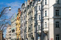 Prague apartments by Luke Rice on 500px