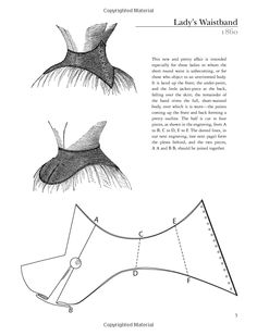 60 Civil War-Era Fashion Patterns (Dover Fashion and Costumes): Kristina Seleshanko: 9780486461762: Amazon.com: Books
