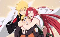 Descargar gratis Minato,  Naruto,  Kushina Fondos de escritorio en la resolucin 2000x1258 — imagen №407087