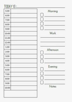 Free Filofax Planner Printables {A5} from wintervictorian