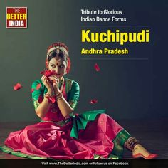 Kuchipudi is an Indian dance originating from Krishna district of Andhra Pradesh, but popular all over South India.