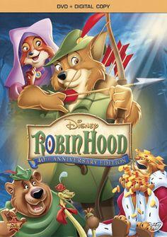 Robin Hood One of my grandkids favorite