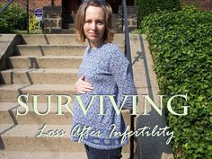 Surviving loss after infertility   #miscarriage #infertility