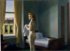 Morning in a City by Edward Hopper (1944)