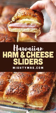 Hawaiian Roll Sandwiches, Hawaiian Roll Sliders, Rolled Sandwiches, Hawaiian Buns, Slider Sandwiches, Steak Sandwiches, Hawaiian Chicken, Ham Cheese Sliders, Havarti Cheese