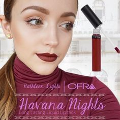 $13 shipped Offa long lasting liquid lipstick Brand new in packaging and never used. Originally $20, price is firm on posh or $13 shipped 🅿️🅿️. Ofra cosmestics Makeup Lipstick